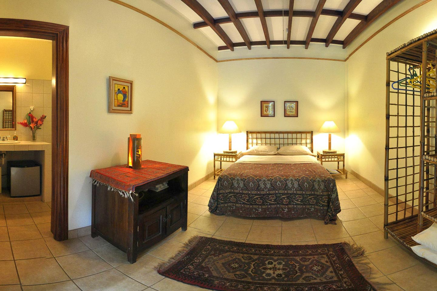 Playa Negra Guesthouse Room